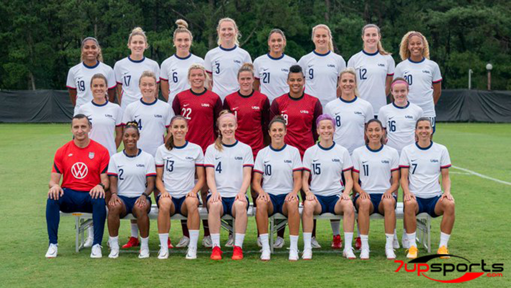 Tokyo Olympics: USA Women's Soccer Team Ready To Take On The World