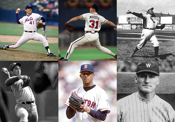 Greatest Pitchers in MLB